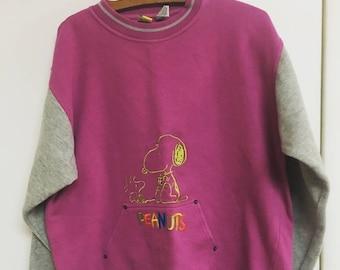 90's vintage Peanuts Snoopy sweatshirt
