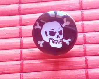 Snap chunk 18 mm skull pattern