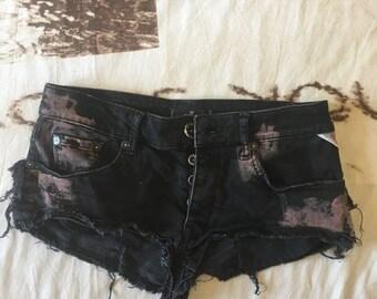 Pantaloncini vita bassa Replay