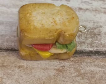 Turkey Sandwich Charm