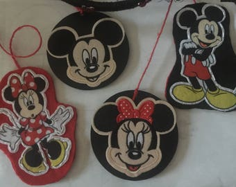 Mickey and Minnie Mobile
