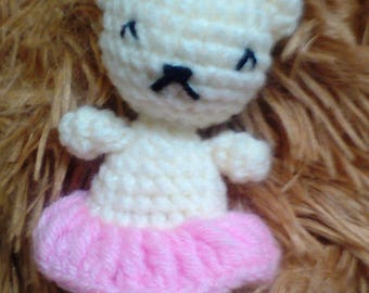 Handmade Knitting Bear