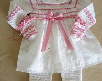Layette for baby, newborn