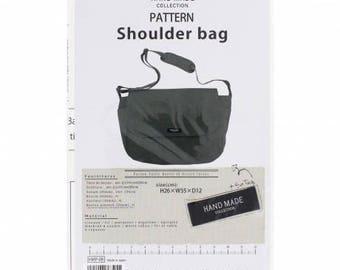 Kiyohara pattern a Shoulder Bag ref:468p8