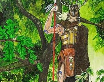 The Horned God in Man