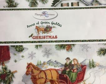 Anne of Green Gables (Christmas) stacker