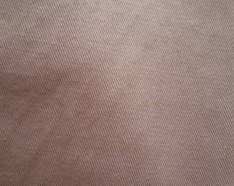 Cotton light brown upholstery pure cotton 2.80 * 1.40 width