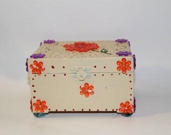 Custom Handmade Storage Boxes