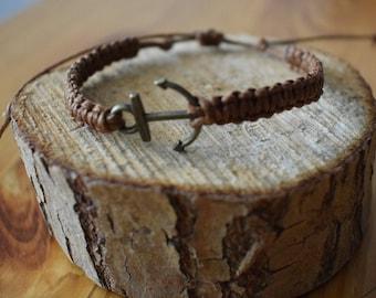 Macrium Bracelet with anchor
