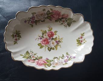 James Kent Old Foley scalloped dish