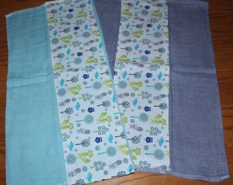 Cloth Burp Rags