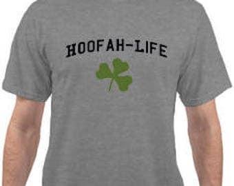 Hoofah Life branded T-Shirts size XL