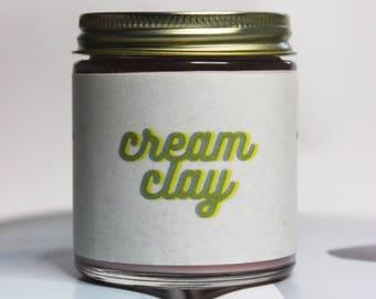 Cream Clay Paste