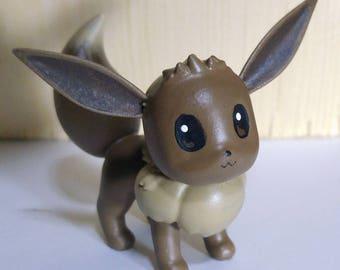 Custom Eevee (Pokemon) Figure