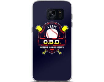 Baseball Samsung Case - Baseball Phone Case - Baseball Gifts