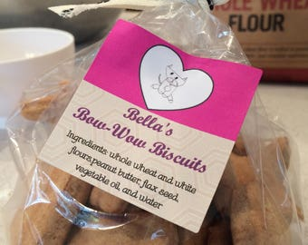 Bella's Bow-Wow Biscuits