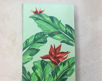 Softcover Tropical Notebook