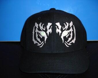 tiger face hat