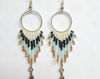 """These earrings. """"Dream"""" style"""