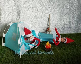 Elf On The Shelf Compatible Camping Pack