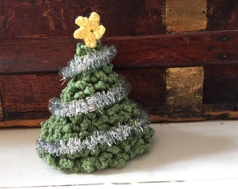 Crochet Christmas Tree PDF pattern