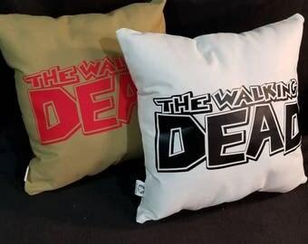 Walking Dead Pillow