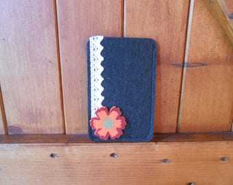 Cover for smartphone or Ipod felt