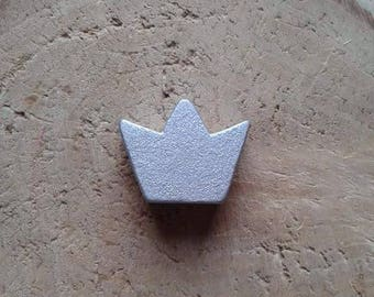 Pearl Crown silver