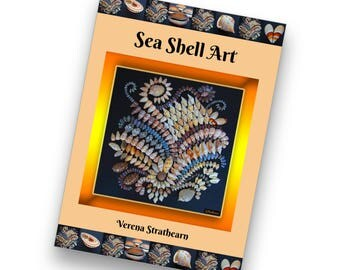 Coffee table book: Sea Shell Art
