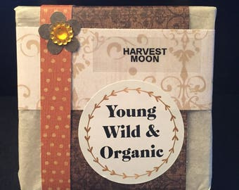 Harvest Moon || Natural Goat's Milk Soap