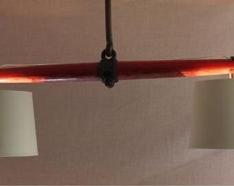 Ceiling light fixture. Fixture