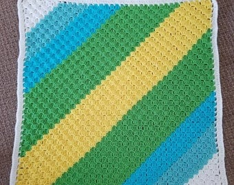 Colorful Baby Blanket