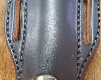 Belt Scabbard black