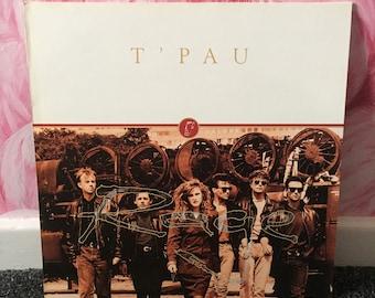 T'PAU 'Rage' Vinyl