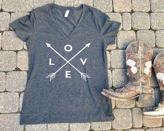 love shirt, love shirt, valentines day shirt, love tshirt, valentines day gift, gift for her, womens shirt, love, Valentine's Day shirts