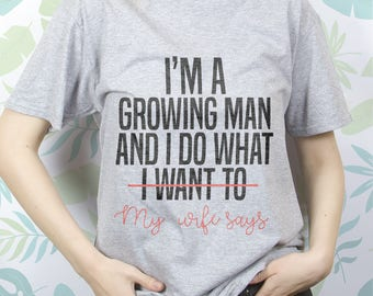 Men funny shirt Gift for husband Funny tshirt Gift for him Funny tshirt Tshirt sayings Shirt men Funny shirt Presend for him Tshirt EDS_096