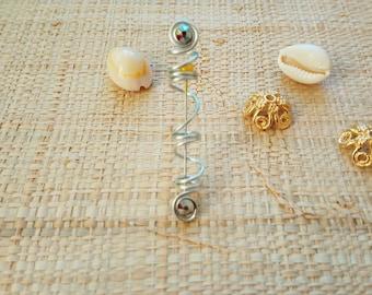 Jewelry - UNIQUE-for locks, braids, vanilla
