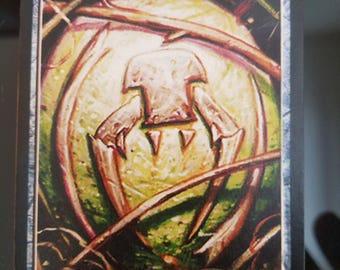 Golgari Signet full art
