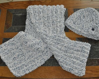soft and warm scarf for men or women