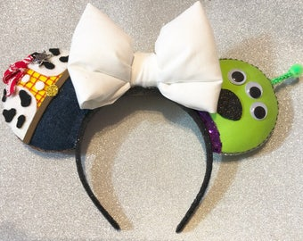 Toy Story: Woody and Alien Ears