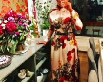 Rosita Silk Dress