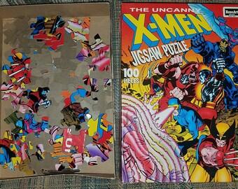 X-Men Puzzle Vintage 1992