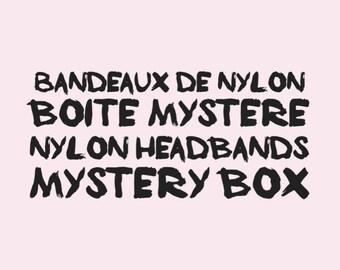 Nylon Headbands Mystery Box