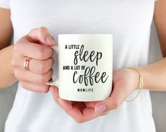 Mom Life Coffee Mug, Mom Coffee Mug, Mothers Day Gift, Gift for Mom, Coffee Lover Gift, Ceramic Coffee Cup, Mom Life Cup