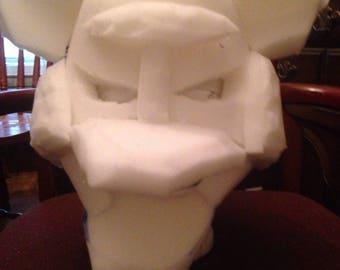 Foam fox/ wolf head base