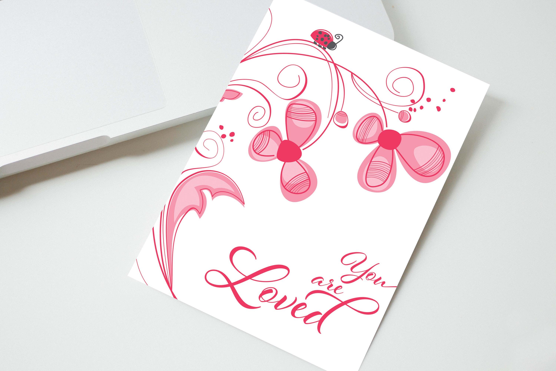 Love card printable card boyfriend card girlfriend card husband
