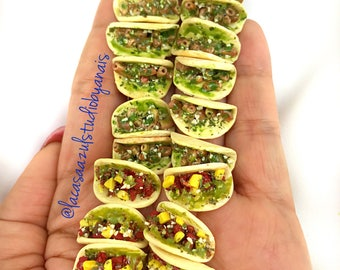 Mexican street tacos (tripas & al pastor )