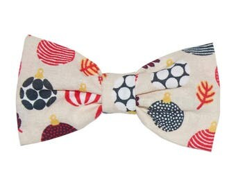 Dog Bow Tie | Xmas Ornaments | Free Shipping to Canada