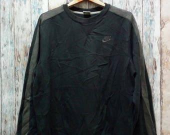 Sweatshirt Nike Swoosh Sports Big Size Good Condition Good Colour