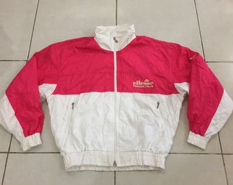 90s Ellesse Perugia Italia Jacket Medium